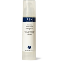 Ren Skincare Tamanu High Glide Shaving Oil 50Ml White