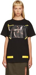 Off White Black 7 Opere T Shirt