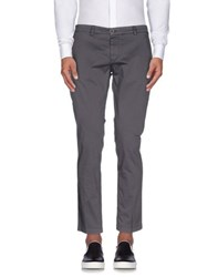 Centoquattro Trousers Casual Trousers Men Grey