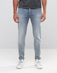 Lee Malone Super Skinny Jeans Fading Blue Fading Blue