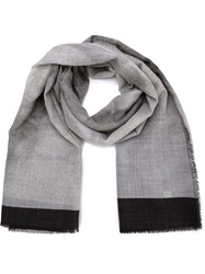 Lost And Found Radiography Print Scarf Black