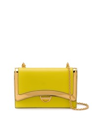 Emilio Pucci Lime Wallet On Chain Yellow