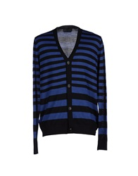 Diesel Black Gold Cardigans Dark Blue