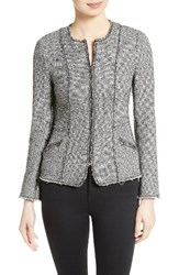 Rebecca Taylor Women's Boucle Tweed Jacket