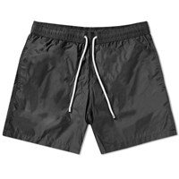 Hartford Quick Dry Swim Short Black