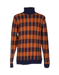 Paul Smith Ps By Turtlenecks Orange