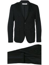 Dirk Bikkembergs Classic Two Piece Suit Blue