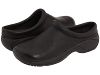 Merrell Encore Gust Smooth Black Leather Men's Slip On Shoes