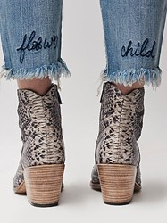 Free People Mixed Messages Jean By