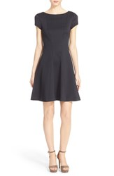 Women's Ted Baker London Cap Sleeve Skater Dress