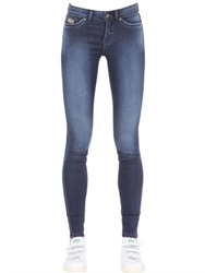 Superdry Skinny Washed Cotton Denim Jeans