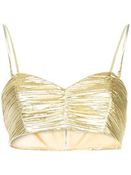 Alice Mccall Le Petite Top Metallic