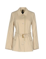 Allegri Coats And Jackets Overcoats Beige