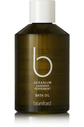 Bamford Geranium Bath Oil Colorless