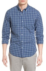 Bonobos Men's Slim Fit Summerweight Plaid Sport Shirt