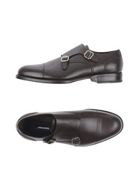 Dsquared2 Loafers Dark Brown