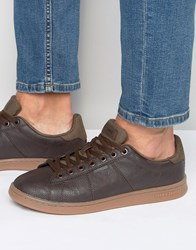 Jack And Jones Bane Trainers Brown