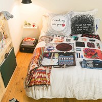 Desigual Messy Bed Duvet Cover Single
