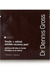 Dr. Dennis Gross Skincare Ferulic Retinol Wrinkle Recovery Peel X 16 Colorless