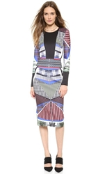 Clover Canyon Book Of Kells Dress Multi