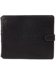 Zagliani Ipad Case Black