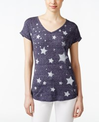 Styleandco. Style And Co. Star Printed T Shirt Only At Macy's