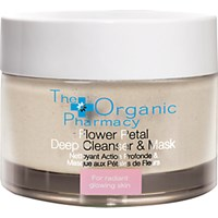 The Organic Pharmacy Women's Flower Petal Deep Cleanser And Mask 60G No Color