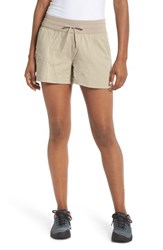 The North Face 'Aphrodite' Woven Cargo Shorts Crockery Beige