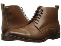 Hush Puppies Gage Parkview Tan Leather Men's Shoes