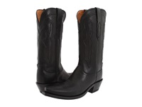 Lucchese M5006 Black Ranch Hand Cowboy Boots