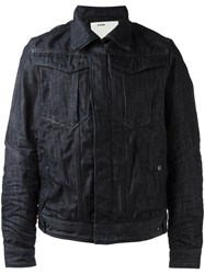 G Star Denim Jacket Blue
