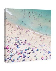 Marmont Hill Beach Love Ii Painting Print On Wrapped Canvas Beige