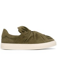 Ports 1961 Bow Slip On Sneakers Green