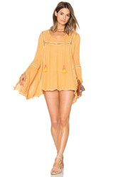 Jens Pirate Booty Biscay Tunic Yellow