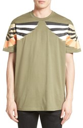 Givenchy Men's Columbia Fit Wing T Shirt