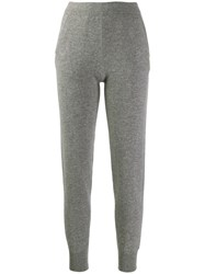 Allude Loose Fit Leggings Grey