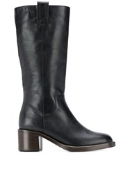 Michel Vivien Country Boots Black