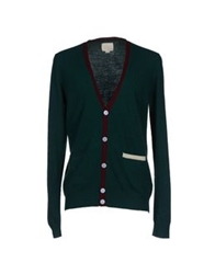 Band Of Outsiders Cardigans Green