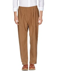 White Mountaineering Casual Pants Light Brown