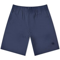 Fred Perry Utility Short Blue