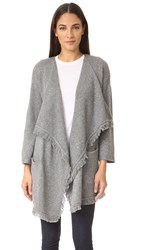 Soft Joie Farid Cardigan Dark Heather Grey