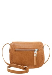 Esprit Across Body Bag Caramel Camel
