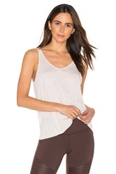 Alo Yoga Mold Tank Gray