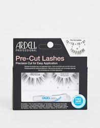 Ardell Pre Cut Wispies Lashes Black