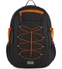 The North Face Classic Borelais Backpack Grey Orange