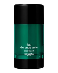 Hermes Eau D'orange Verte Deodorant Stick Alcohol Free 2.6 Oz