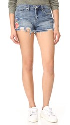 Blank Wild Child Cutoff Shorts