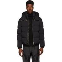 Mackage Ssense Exclusive Black Ryland Down Jacket