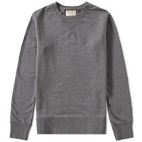 Nudie Jeans Sven Crew Sweat Grey