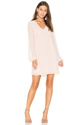 Bcbgeneration Bow Dress Pink
